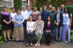 Twelve new fellows joined the DFM in July.