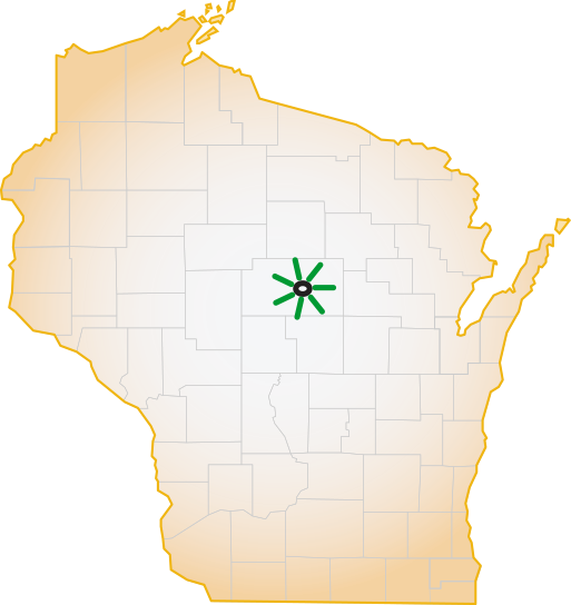 Wausau Family Medicine Residency - WI Map