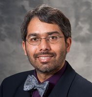 Dipesh Navsaria, MD, UW Health pediatrician and medical director of Reach Out and Read Wisconsin