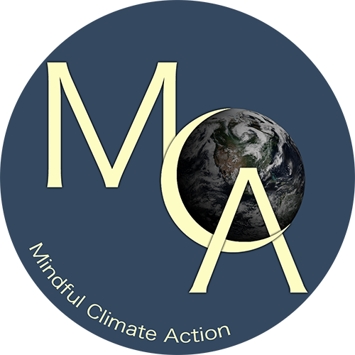 Mindful Climate Action (MCA) logo
