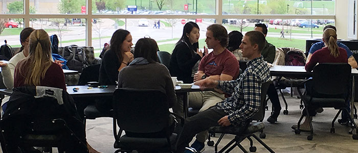Med student mentoring