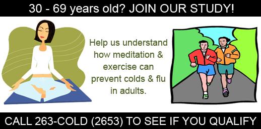 Cold Study - UW Family Medicine & Community Health