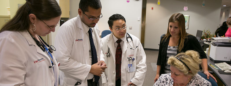 Eau Claire Residency Clinical Sites - UW Family Medicine