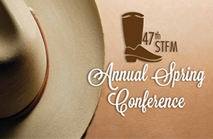 The 47th Spring Conference of the Society for Teachers of Family Medicine (STFM) was held May 3-7, 2014, in San Antonio, TX.
