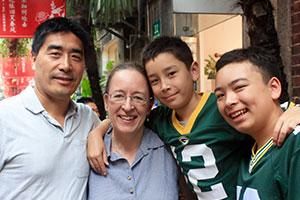 Jordhen family