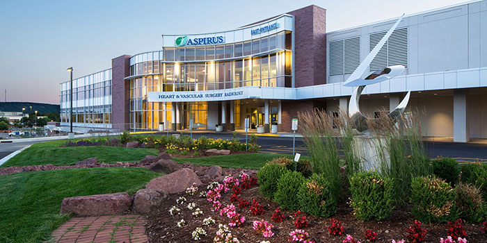 Aspirus Wausau Hospital Entrance B