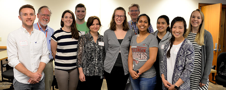 Summer Research & Clinical Assistantship Students