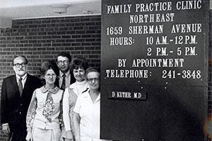 Northeast clinic