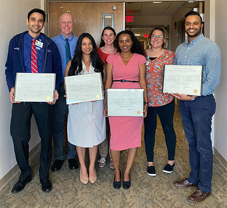 Aurora Lakeland Rural Training Track 2020 grads